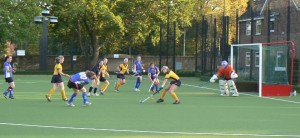 Headington Girls' School astroturf pitch