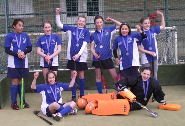 Oxford Under 12s 'A' team - runners-up at the Rover Oxford Festival 2012